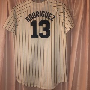 With tags , never worn Yankees jersey- Rodrigues